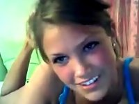 pretty young teen video on StupidCams