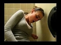 teen masturbating on school toilet video on StupidCams