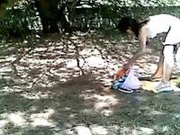 Amateur Couple Fucking Near The Sea video on StupidCams
