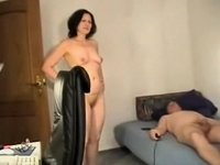 Homevideo mature couple video on StupidCams