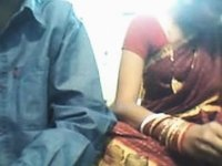 INDIAN YOUNG COUPLE ON WEB CAM video on StupidCams