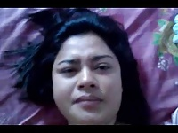 indonesian- tante dientot video on StupidCams
