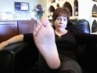 mature soles video on StupidCams