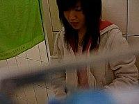 taiwan girl showering show video on StupidCams