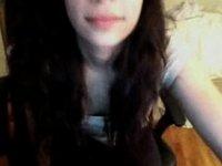 Cute First Hair Webcam Slut video on StupidCams