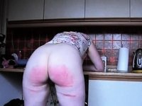 This Honey has been a naughty beauty video on StupidCams
