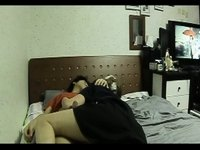 Japanese College Girl Fucked on Hidden Cam Uncensored video on StupidCams