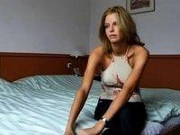 hard fuck prostitute video on StupidCams
