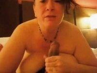 big beautiful woman Cuckold video on StupidCams