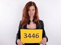 CZECH CASTING - MICHAELA (3446) video on StupidCams