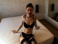 Elena twenty one ans bombe russe video on StupidCams