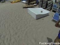 Fucking random vacation babe video on StupidCams