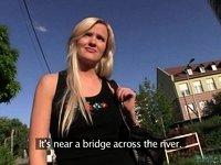 PublicAgent Clip. Andrea video on StupidCams