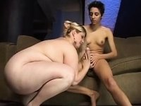 chunky and slender brazilian lesbos negrofloripa video on StupidCams