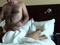 Hardcore Anal Casting video on StupidCams