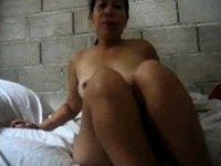 filipina mama glenda gumagay 41 showing her big love bubbles video on StupidCams