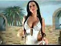 Serbian Starlete Picka 2 video on StupidCams