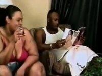 Plump Dark Ghetto Sweethearts video on StupidCams
