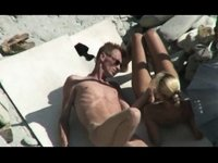 Voyeur on Public Beach Sex - Part 6 bis 10 ! video on StupidCams