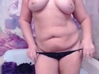 Golden-Haired aged video on StupidCams