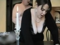 British Amateur Housewife Gets Her Bbw Ass Fucked video on StupidCams