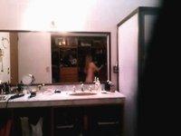 Shower room video on StupidCams