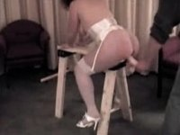mature wife linda horse orgasm video on StupidCams