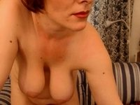 Hot MILF tied up and forced to suck video on StupidCams