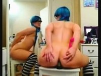 EMO PAWG TOPDOG video on StupidCams