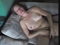 Self-Taped Orgasms video on StupidCams