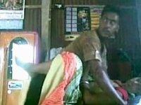 bhabhi secret fuck with her neighbor video on StupidCams