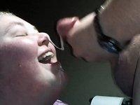 HMJ-Rachel Slow Motion Facial video on StupidCams