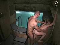 Almost every sauna video on StupidCams