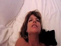 Her orgasmic face looked so great video on StupidCams