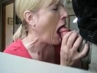 Feels good to suck cock video on StupidCams