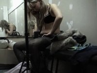 Spy cam in changing room video on StupidCams
