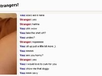 Great omegle win video on StupidCams