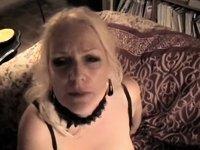Hawt german granny 7 video on StupidCams