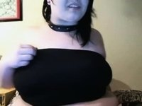 My big beautiful woman cum-hole needs toys video on StupidCams