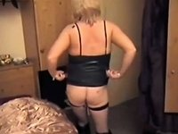 Fucking in boots video on StupidCams