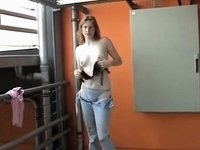 young teen maria video on StupidCams