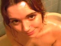 bathtub bj video on StupidCams