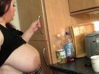 Bbw Maddison Ironing By Big Natural Tits video on StupidCams