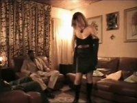 Victoria Long Fuck Night - The beginning video on StupidCams