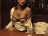 restaurant boobs flashers video on StupidCams