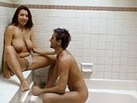 sex in the bathroom video on StupidCams