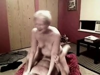 My wife large O on top video on StupidCams