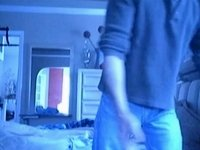 Sex with Aged Girlfriend video on StupidCams