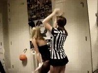 referee & bunny video on StupidCams