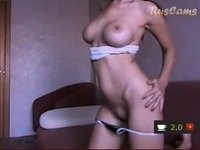 Double Blowjob From Young Teens video on StupidCams